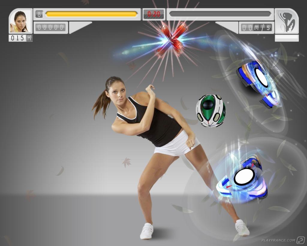 Entrenador Personal con Kinect