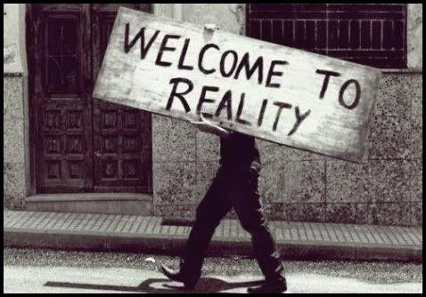 Bienvenido a la Realidad