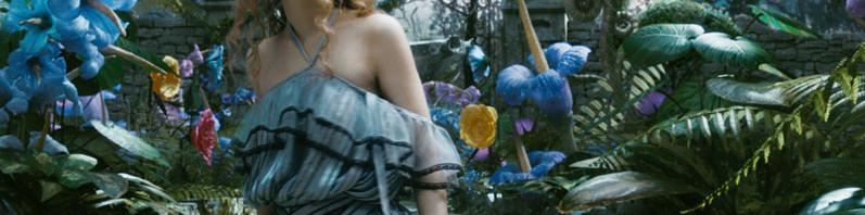 Alicia en el País de las Maravillas - De Tim Burton