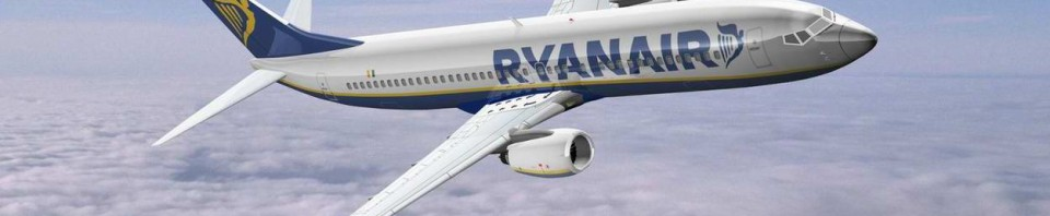 Boeing 737 Ryanair