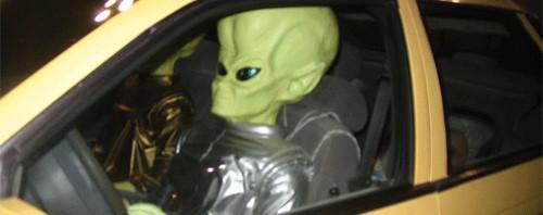 Conductor Alienígena