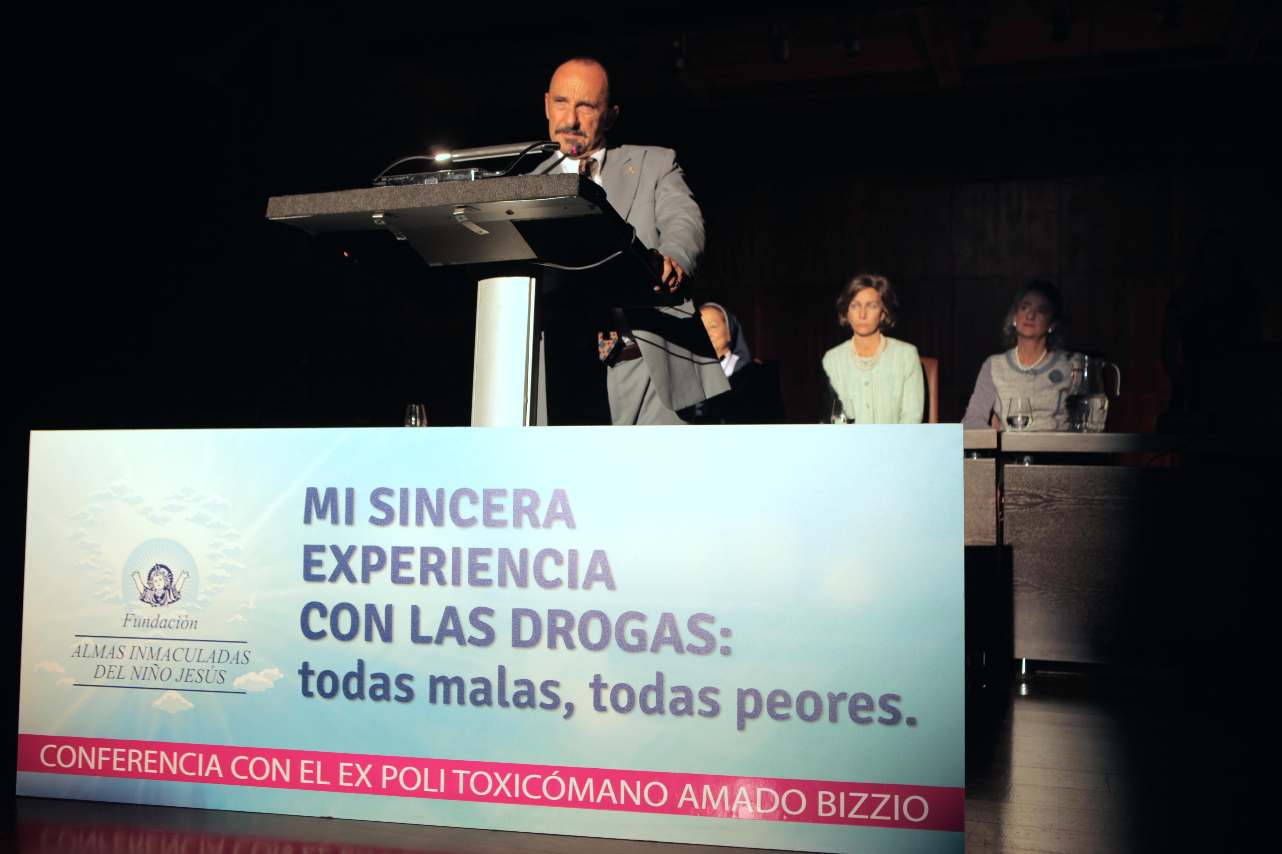 DIscurso de Manuel Manquiña sobre las drogas en la película Rey Gitano