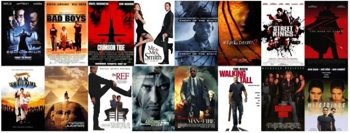 Películas de Warp Media